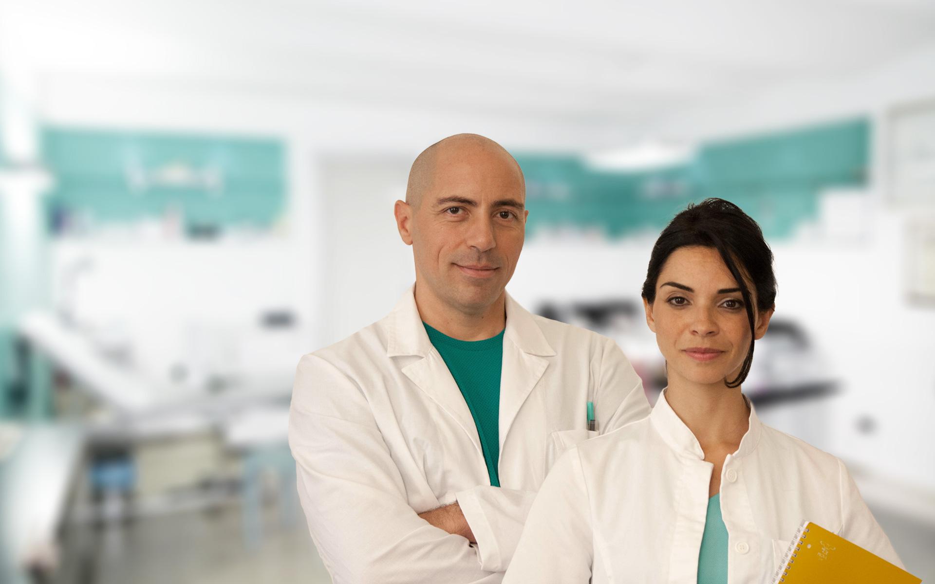Roma Osteopatia. Angelo Albo Aida Laterza