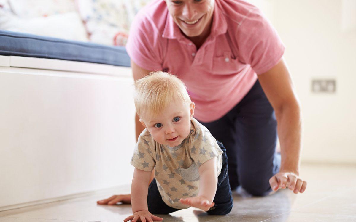 Osteopatia Albo. Osteopatia Pediatrica. L'importanza della gattonata.