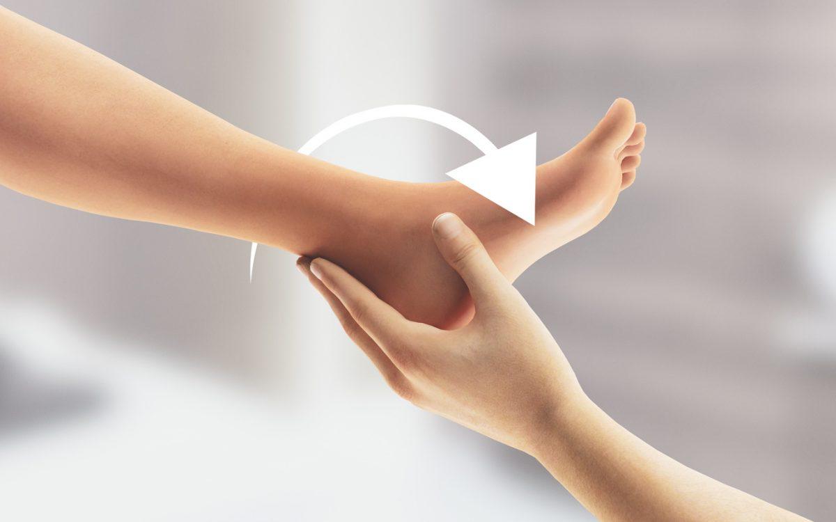 OsteopatiaAlbo-lesione SPE, piede cadente, cro system svizzera